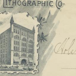 Louisville Lithographic Co....