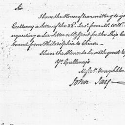 Document, 1785 December 28