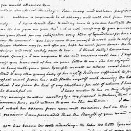 Document, 1807 October 19