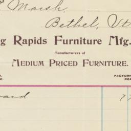 Big Rapids Furniture Manufa...