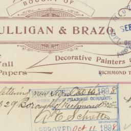 Mulligan & Brazo. Bill