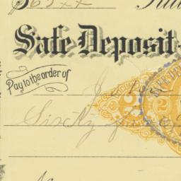 Safe Deposit and Title Guar...