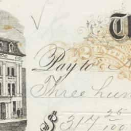 Third National Bank. Check