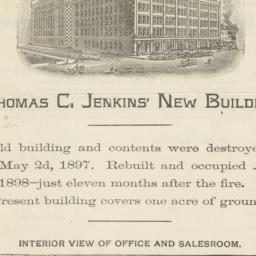 Thomas C. Jenkins. Bill