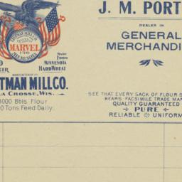 J. M. Porter. Bill