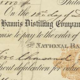 Hannis Distilling Company. ...