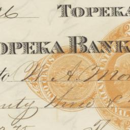 Topeka Bank and Savings Ins...
