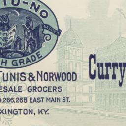 Curry, Tunis & Norwood. Env...