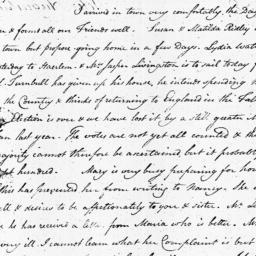 Document, 1808 April 29