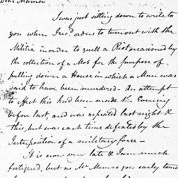 Document, 1799 July 19