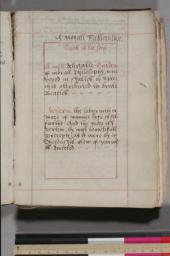 Folio iv r (title page)