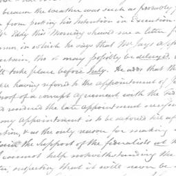 Document, 1819 April 01