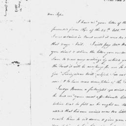 Document, 1813 November 05