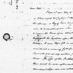 Document, 1812 July 10