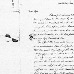 Document, 1812 June 26