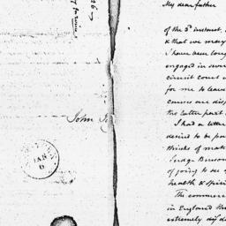 Document, 1826 April 07
