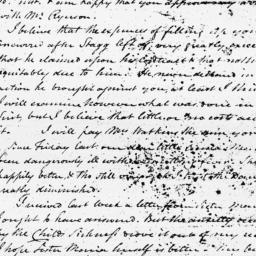 Document, 1825 January 13