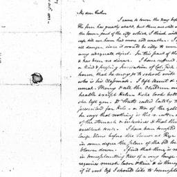 Document, 1822 October 31