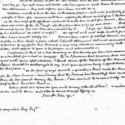 Document, 1822 October 28