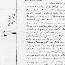Document, 1822 February 07