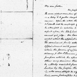 Document, 1821 October 10