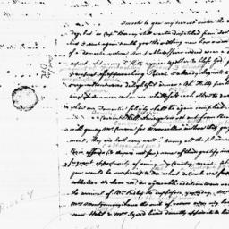Document, 1782 December 14
