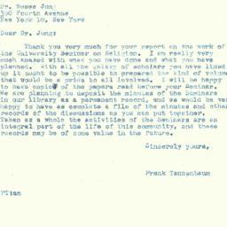 Correspondence, 1956-05-10....