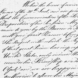 Document, 1784 February 28