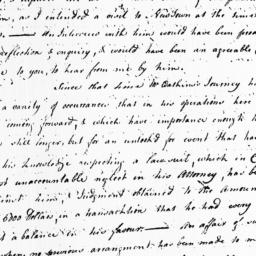 Document, 1798 August 06