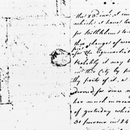 Document, 1795 September 27