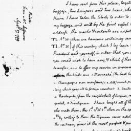 Document, 1789 September 17