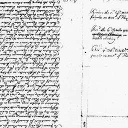Document, 1733 July 27