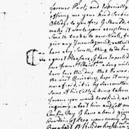 Document, 1738 November 09