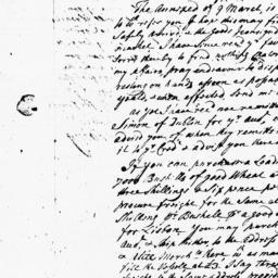Document, 1737 June 08