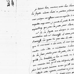 Document, 1782 November 27
