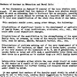 Announcements, 1947-01-23. ...
