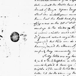 Document, 1766 April 26