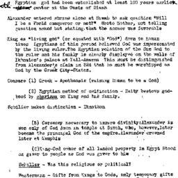 Speaker's paper, 1944-10-10...