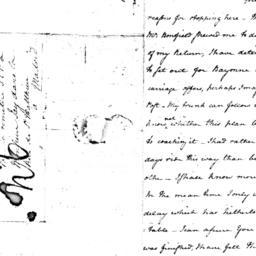 Document, 1781 April 4