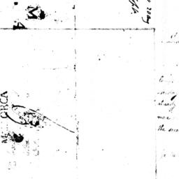 Document, 1781 August 20