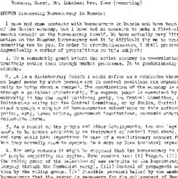 Minutes, 1947-01-10. The St...