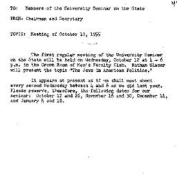 Correspondence, 1955-10-12....
