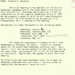 Correspondence, 1963-05-21....