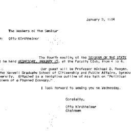 Correspondence, 1964-01-09....