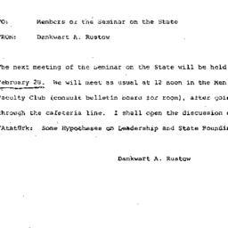Correspondence, 1966-02-22....