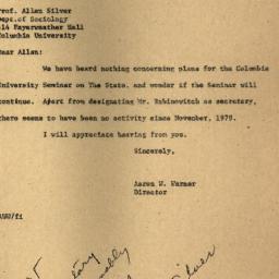 Correspondence, 1980-06-16....