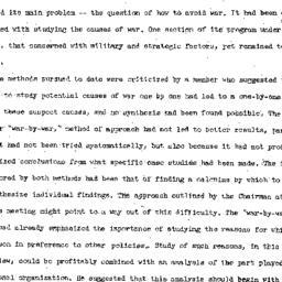 Minutes, 1947-05-13. The Pr...