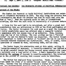 Minutes, 1955-05-09. The Pr...