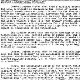 Minutes, 1958-03-04. The Pr...