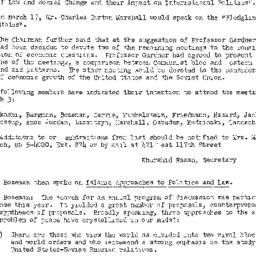 Minutes, 1959-02-17. The Pr...